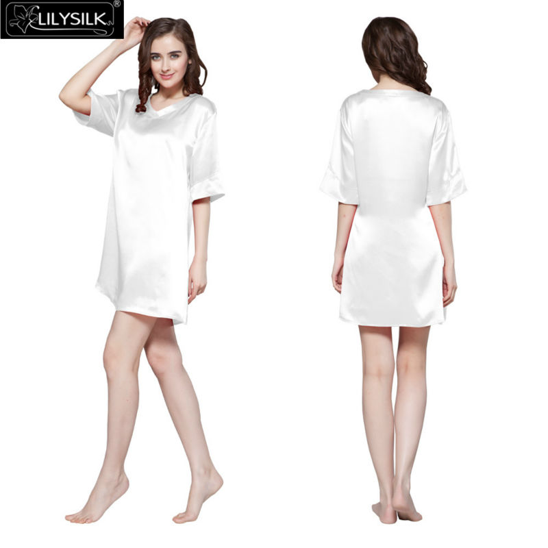 1000-white-22-momme-wide-v-neck-silk-nightgown