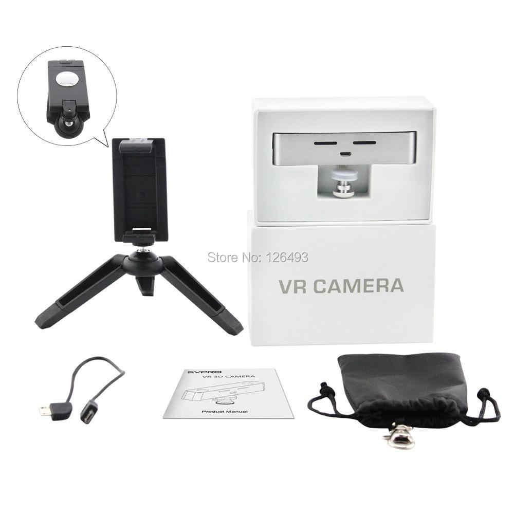 ELP HD Двойной объектив виртуальной реальности 3D VR видео Камера внешний для телефона Android samsung GALAXY, HUAWEI, XIAOMI, htc, sony, lenovo