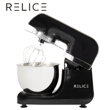 RELICE Electric Stand Mixer 800W 6 Speed 3.2 Liters Household Kitchen Food Mixer With Mixing Bowl Dough Hook Flat Beater