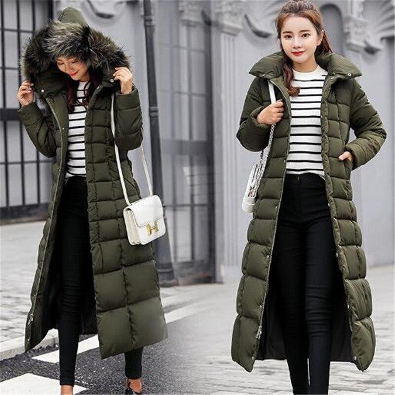 Parka Chaud Beige 2018 Mode Sweat Veste Mince gules brown Femmes Automne gray green Manteau Capuche À Hiver Épais black qwOPqB7Ax