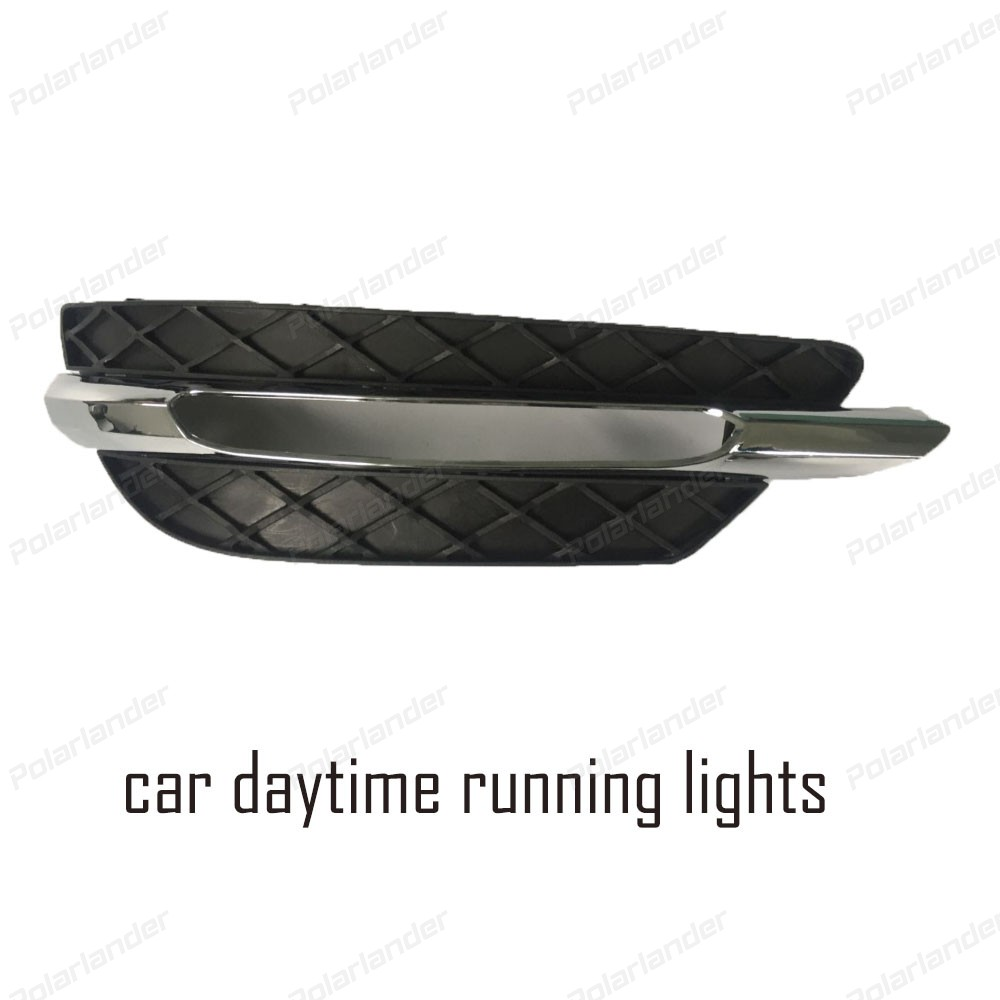 Auto part  for M/ercedes B/enz C200 C260 C300 2011- 2012 Daytime running light fog lamp car-styling