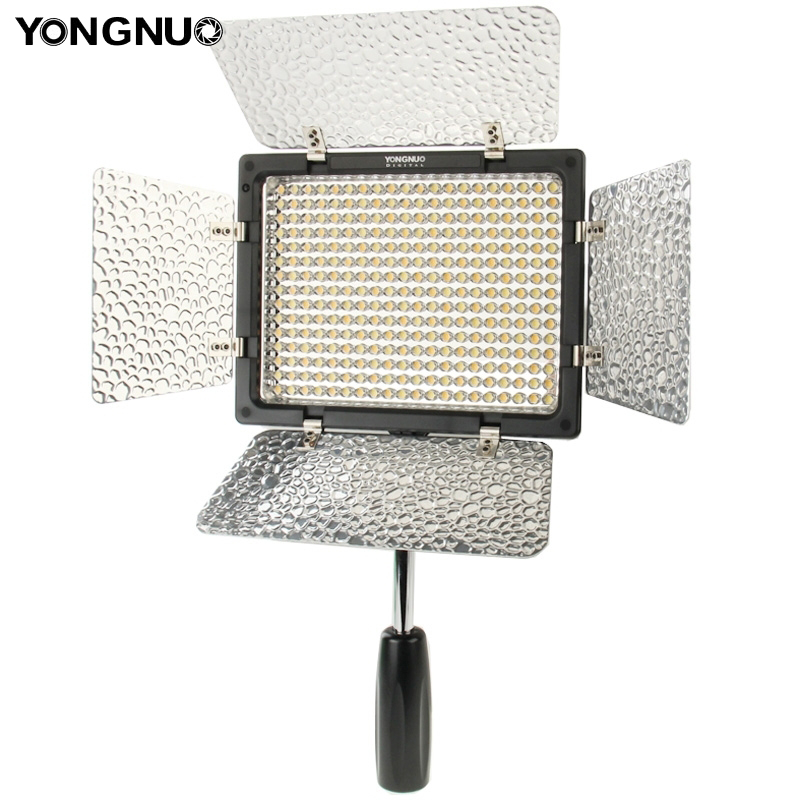 YONGNUO YN300 Air YN 300 PRO LED Flash Camera Video Light 3200K-5500K For Canon Nikon Pentax Olympas Samsung DSLR Camcorder цена
