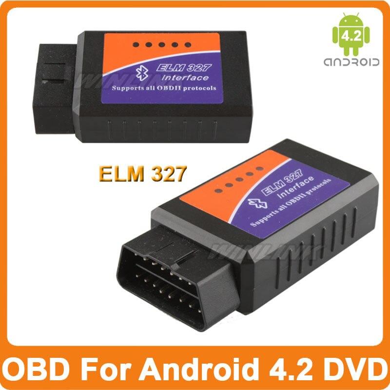 2015 New Elm327 Usb Elm 327 Obd2    Obdii V1 5 Auto