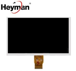 Heyman 9''Universal LCD display screen (1024*600), (210*126 mm),50 pin) for Tablet PC Lattepanda Raspberry Pi Banana Pi