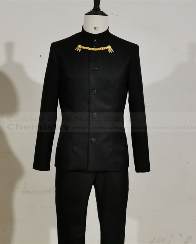 Kaguya-sama: Love Is War Miyuki Shirogane Cosplay Costume