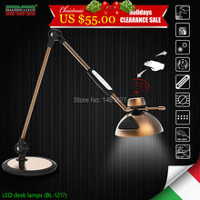 Italy brand new lampGesture Sensor Switch, Color Temperature Stepless Dimming Desk lamp LED Desk Lamps Fashion desk lamp BL1217