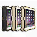 Love Mei Metal Aluminum Case Cover For Apple iPad Mini 1 2 3 Powerful Shockproof Anti-Fall Case w/ Tempered Glass