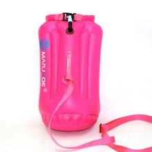 20L Large Capacity PVC Dry Bag Storage Waterproof Bag Swimmi