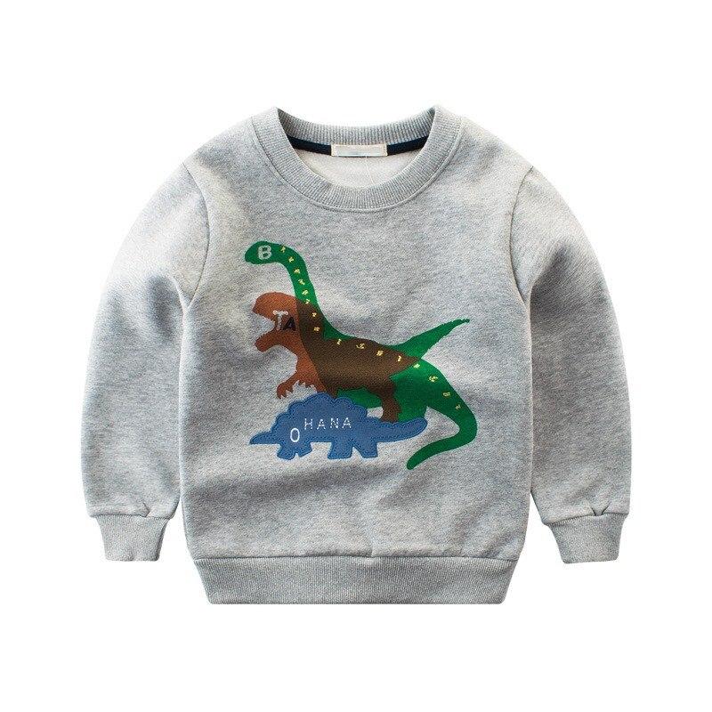 New Arrivals Boys Hoodies Fashion Kids Sweatshirts Brief Children Clothes