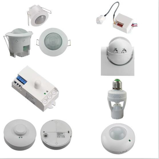 2018 hot sellers 220 V <font><b>Infrared</b></font> PIR <font><b>IR</b></font> <font><b>Motion</b></font> Sensor Switch For <font><b>LED</b></font> Light Bulb selected item