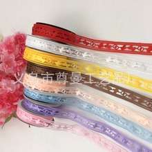 Ribbon 2.2cm Wide Peace Dove Yarn Crafts Gift Decoration DIY Clothing Box Accessories Material Printing Grosgrain