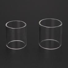 Nowa szklana rurka zamiennik dla elektronicznego papierosa iJust 2 iJust S Atomizer tanie tanio CN (pochodzenie) Szkło