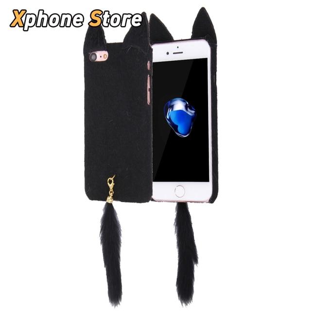 custodia iphone 7 volpe