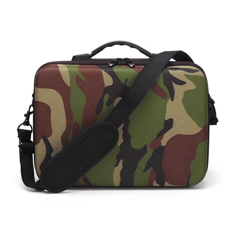 For DJI Spark/Mavic Pro Camouflage Bag Case Bag Cam Portable Handbag Shoulder Bag Carry Case for DJI Mavic Pro Accessories portable carry storage case shoulder bag backpack for dji mavic air pro drone