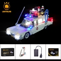 LIGHTAILING Led Light Up Kit For Ghostbusters Ecto-1 Building Blocks Model Light Set Compatible With 21108