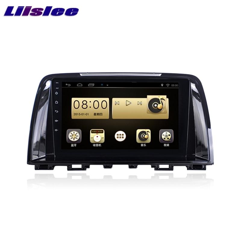 liislee car multimedia player gps radio navigation for. Black Bedroom Furniture Sets. Home Design Ideas