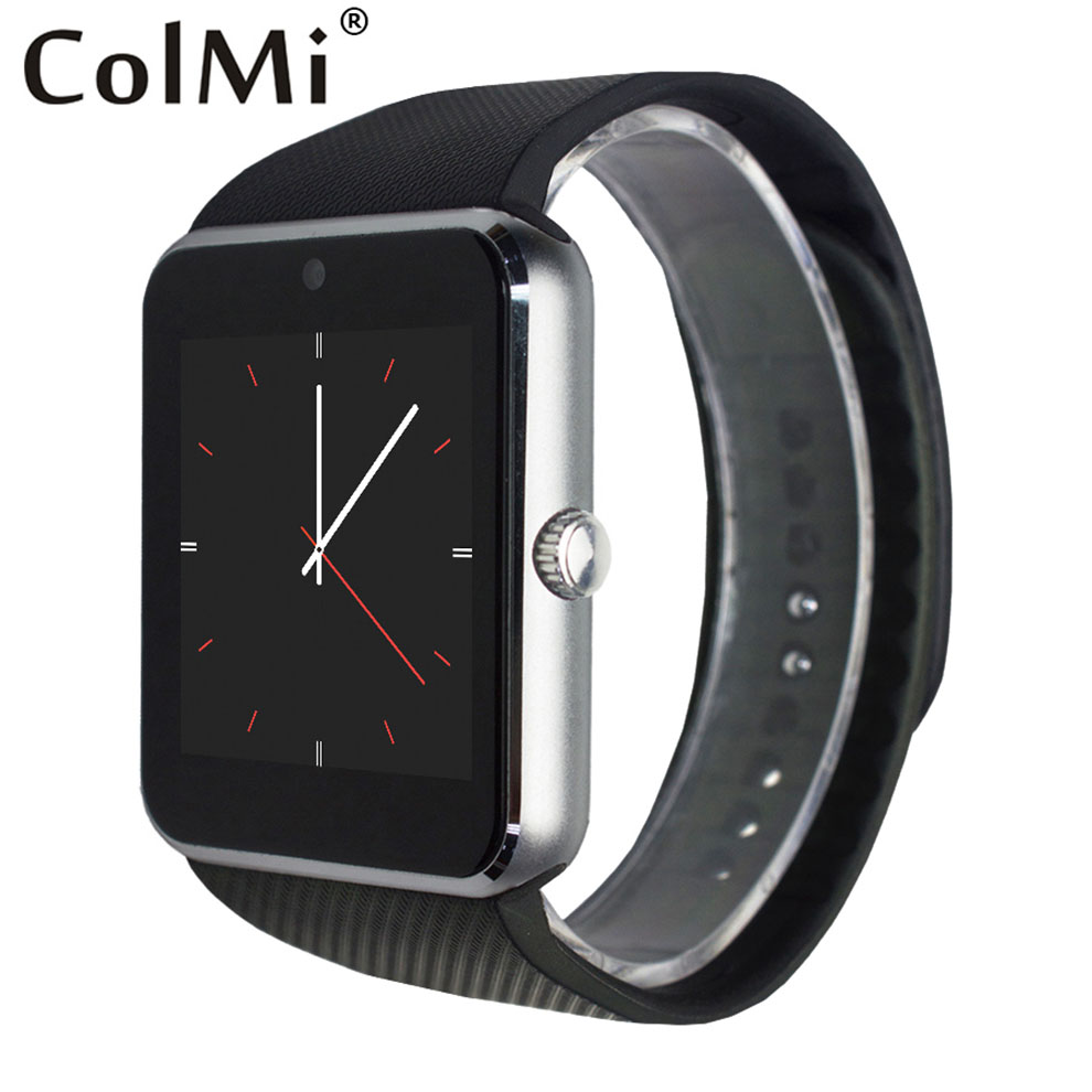 GT08 Smart Watch Sync Notifier Support Sim Card Bluetooth Connectivity Apple iphone Android Phone Smart Watch