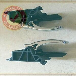 Image 5 - 80671 jd00e 80670 jd00e 닛산 qashqai j10 (04 13) 도어 손 내부 왼쪽 오른쪽 내부 핸들 세트 크롬