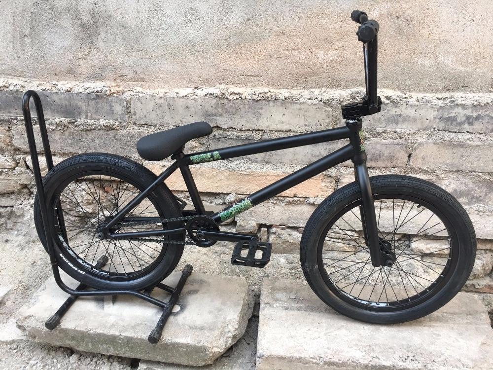 Fiend Type A Diy Bmx Bikes 20' Full Crmo Full Bearings