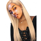 Blonde 613 Lace Front Wig Human Hair RUIYU Lace Front Human Hair Wigs For Black Women Straight Brazilian Blonde Wig Remy hair