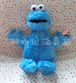 Sesame Street Elmo Friends the Cookie Modster 38CM Kawaii Plush Doll Baby Stuffed Toys Kids Gifst Soft Toys For Children Pelucia