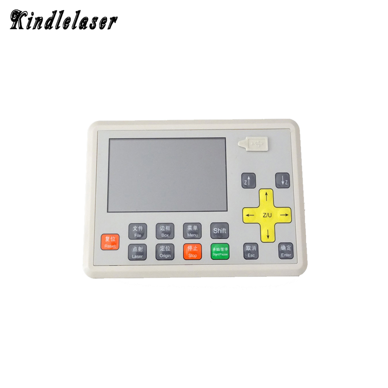 Trocen(Anywells) AWC708C Lite Upgrade DSP Laser Controller CO2 Laser Machine Control System laser controller tl 403cb laser machine control system instead tl403cia co2 laser mainboard use coreldraw software