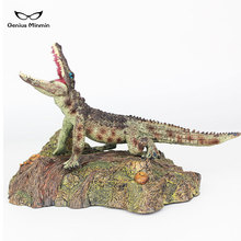 Hot sale crocodile simulation Sarcosuchus model Animal Nile action and high quality toy figures collection gift