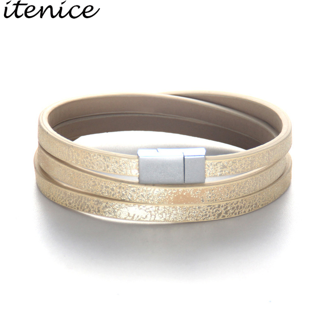 Itenice Fashion Jewelry Classic Modern Style Youth Storm Durable High Quality Br
