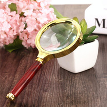 Xinxiang Magnifying Glasses 10x Third Hand Soldering 60mm /70mm/80mm Handheld Magnifier for Reading