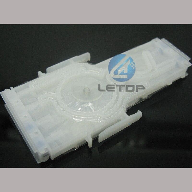 4PCS/lot Mimaki JV300 CJV150 DX7 head ink damper solvent for Mimaki CJV300 TS34 dx7 printhead damper ink filter dumper