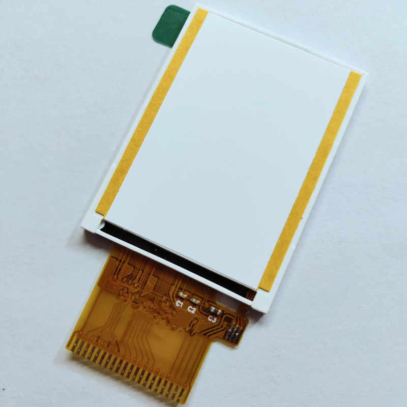 1.8 بوصة TFT LCD شاشة سوبر زاوية عرض واسعة 20 دبوس ILI9163C لحام لحام نوع لا حاجة موصل 128RGB * 160