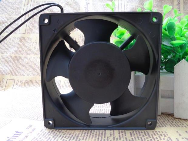 220v fan ball 12cm 12038 ac ventilation fan for sunon dp200a for 212 3hbl cooling fan sunon free shipping new original taiwan blower fan dp200a p n2123hsl 1238 12cm 12038 120 120 38mm 220v wire type