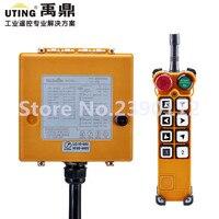 Автокран кран Беспроводная Радио система дистанционного управления F26 A2 включает 1 передатчик 1 приемник