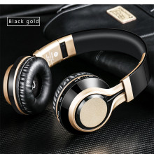 BT08 Wireless Headphones Bluetooth Headphone Bass Headset Earphones With Mic Support TF Card FM Radio For Cellphone PC TV MP3 PC