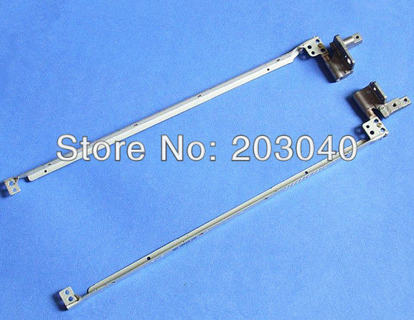 Wholesale and retail original laptop LCD/LED Left&Right hinges fit for HP 6530B 6535B series laptop/notebook hinges