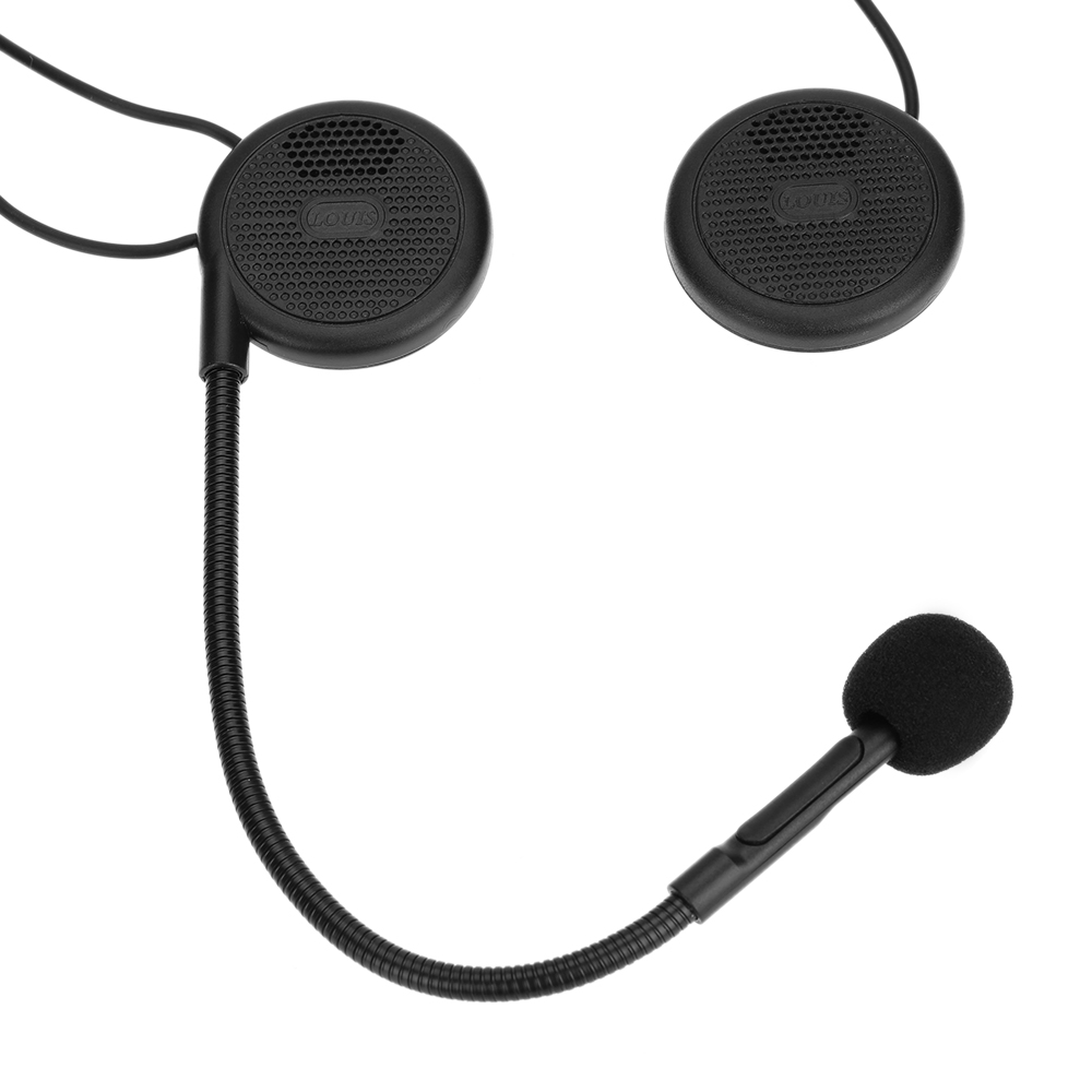MINUS Wireless BT Headset Motorcycle Helmet Headphone BT Stereo Music Earphone Handsfree w/Mic for Phone
