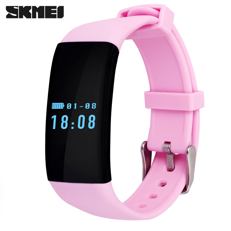 Fashion Bluetooth Smart Watch with Pedometer Sleep Heart Rate Monitor Waterproof Smartwatch For IOS Android Sports Watches Women skmei fashion smart watch pedometer sleep heart rate monitor waterproof ladies smart wristband ios android women sports watches