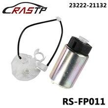 RASTP - Electric Gasoline Fuel Pump 23222-21132 23220-21132 For Toyota Yaris 04-13 40GPH RS-FP011