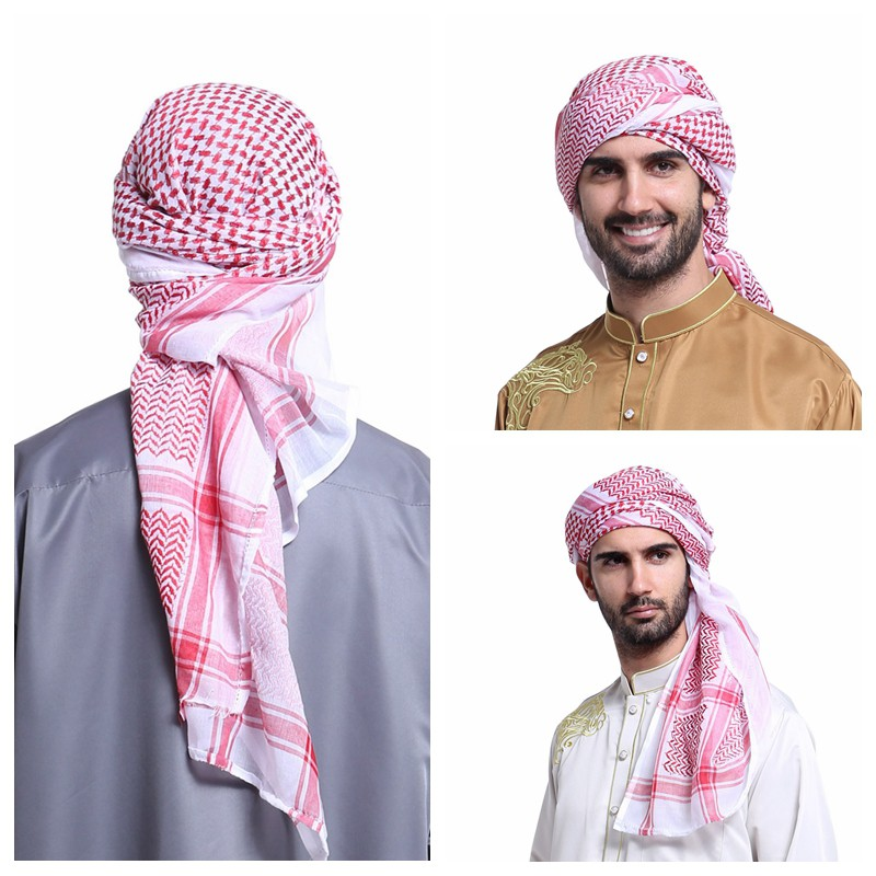 Image result for muslim men scarf