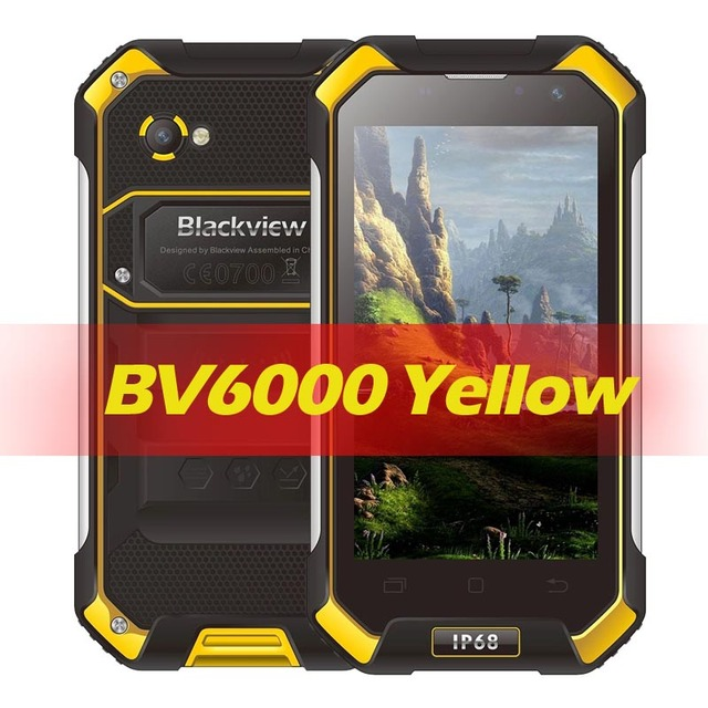 BV6000 Yellow