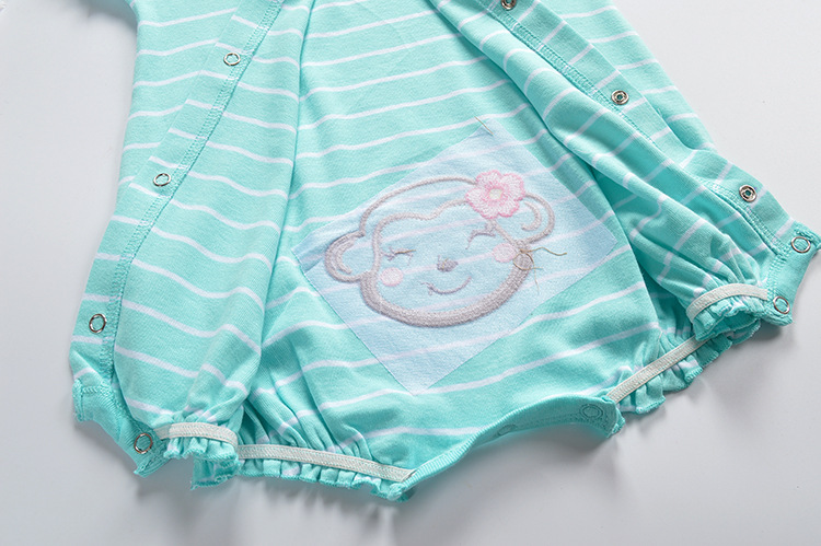 2019orangemom summer baby girl clothes one-pieces jumpsuits baby clothing ,cotton short romper infant girl clothes roupas menina