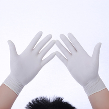 New Hot 50pcs/lot Clean The Dishes Housework Waterproof Rubber Gloves Disposable Latex Gloves Medical Laboratory Food Operation