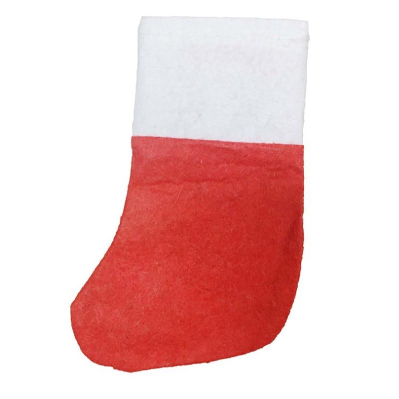 12komada / torba božićni ukras dobavljača pucao čarape od - Za blagdane i zabave - Foto 5