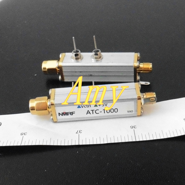 управляемый аттенюатор купить - 1 ~ 2500MHz wideband RF voltage controlled attenuator and PIN electrically controlled attenuator