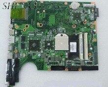 571188-001 для HP DV6 DV6-2000 Материнская плата ноутбука DV6-2000 Тетрадь DAUT1AMB6E1 DAUT1AMB6E0 M92 чипсет 512 МБ полностью протестированы