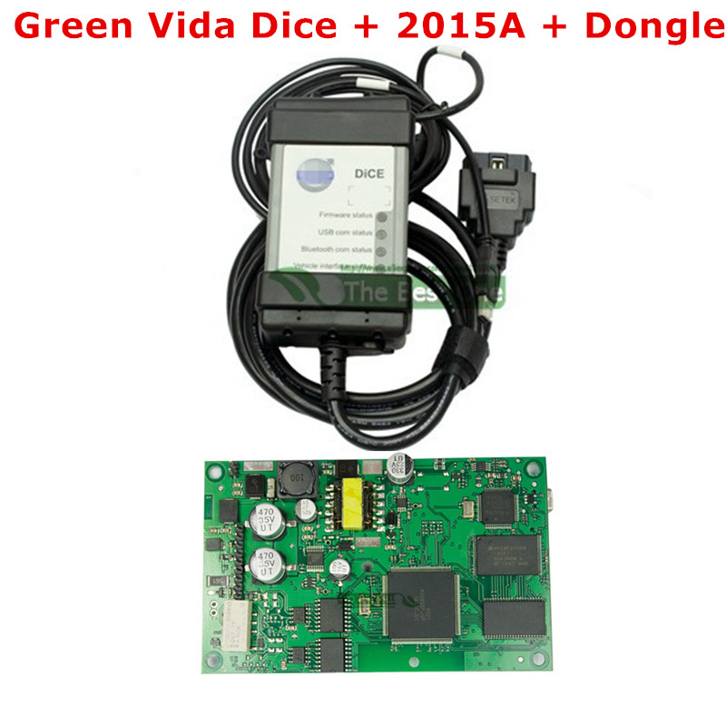 Green Dice 2015A