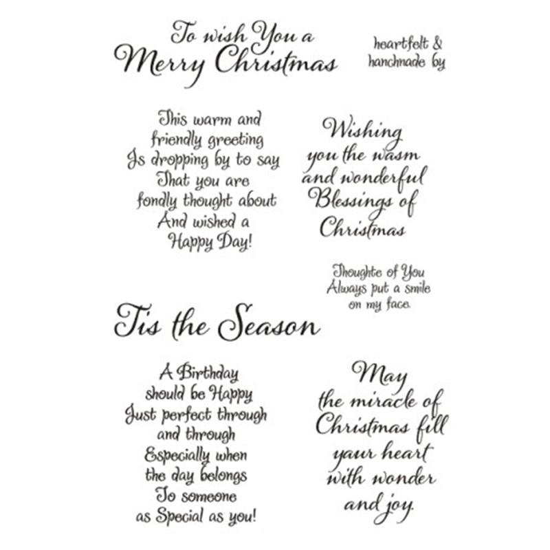 Tis The Season Christmas Sayings Sentiments Greetings