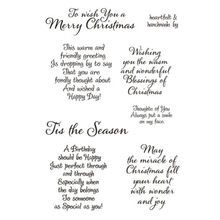 Popular season greeting card buy cheap season greeting card lots tis the season christmas sayings sentiments greetings rubber clear stampseal scrapbookphoto decorative card making clear stamp m4hsunfo