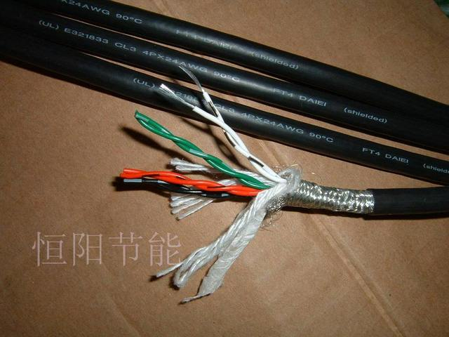Excellent 3pair Wire Shielded Cable Contemporary - Electrical ...