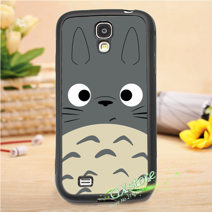 Totoro Kawaii My Neighbor fashion phone cover case for Samsung galaxy S3 S4 S5 S6 S7 S6 edge S7 edge Note 3 Note 4 Note 5 #F578